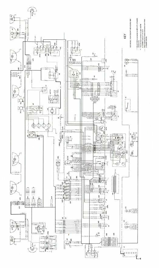 Mexico  U0026 Rs 1600 Wiring Diagram Mk1 Escort Avo