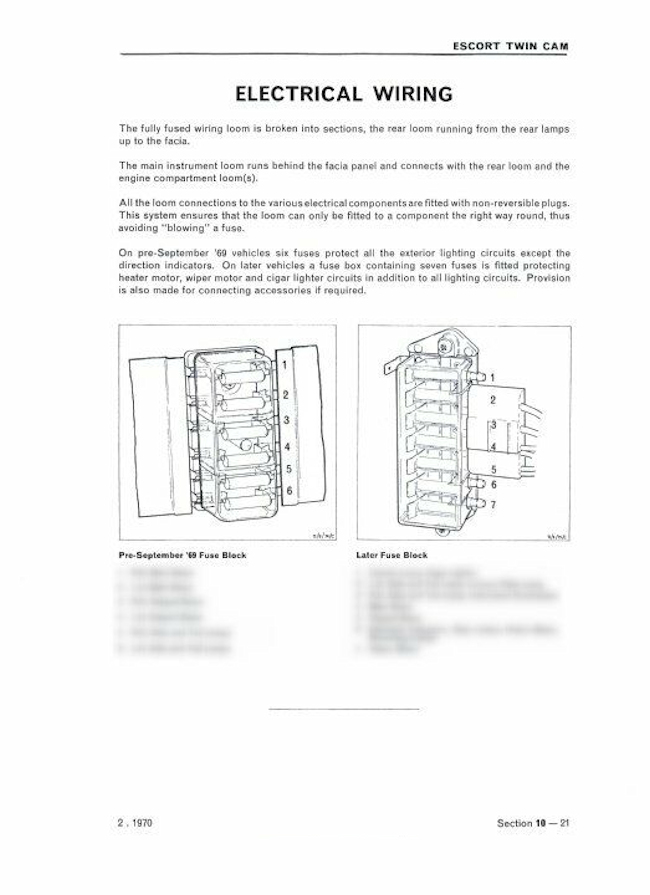 wdtwinkdraw02 twin cam mk1 escort wiring diagrams pre sep '69 avo ebay mk2 escort wiring loom diagram at edmiracle.co