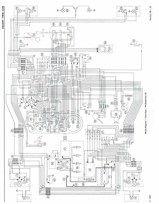 wdtwinkdraw09 twin cam mk1 escort wiring diagrams pre sep '69 avo ebay ford escort wiring diagram at n-0.co
