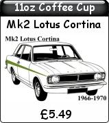 Mk1 Cortina Calentador Matrix Clips x 2 GT Lotus brand spanking nuevo!