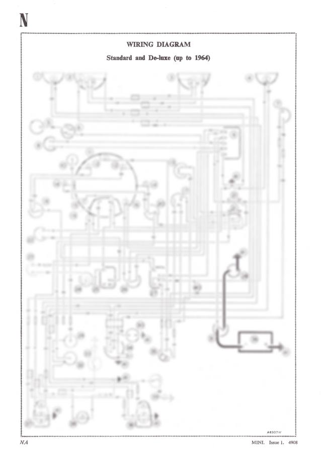 Classic Mini Wiring Diagram from www.escortrs.co.uk