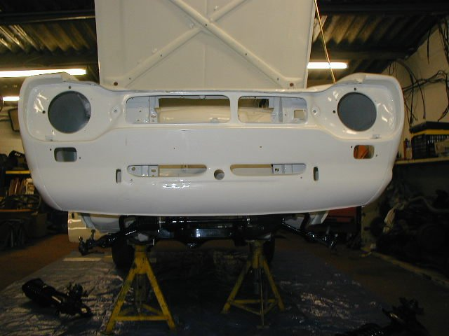 Fitting Mk1 Escort front image