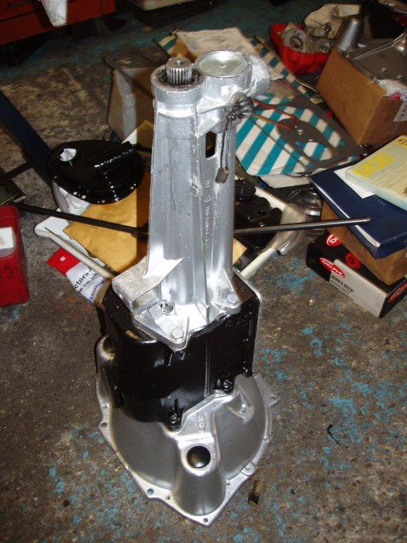 Fitting Mk1 Escort image #22