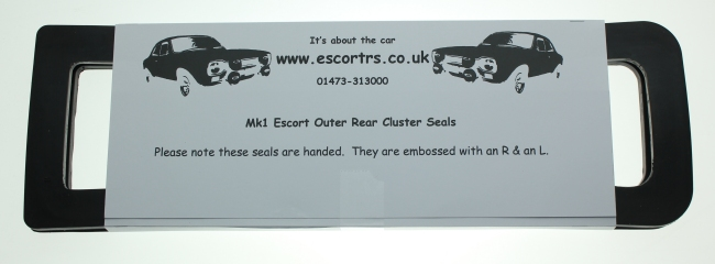 Mk1 Escort Outer Rear Cluster Seals £27.50 Pair