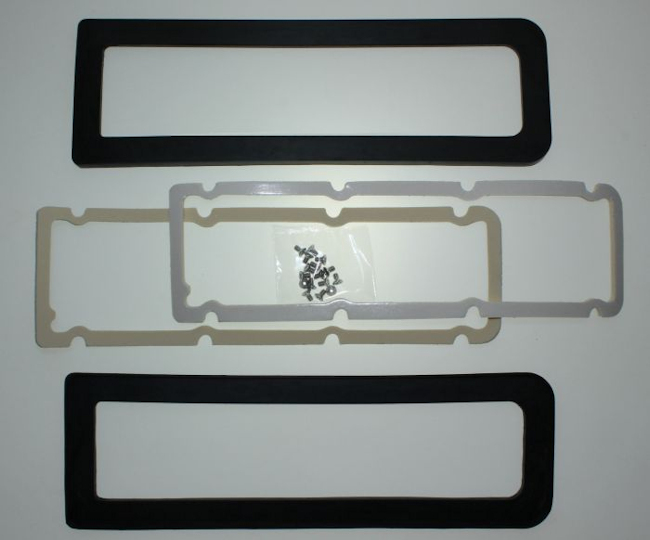 Rear Cluster Screws MK2 Escort Van Stainless Steel