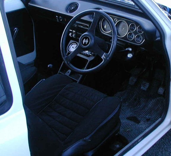 Mk1 Escort RS2000 Steering Wheel #2