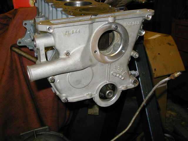 Lotus Twin Cam Engine Block